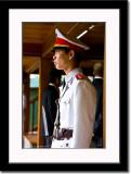 Guard at Ho Chi Minh Residence