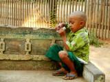 Boy in Taungthaman village.jpg