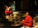 Two monks sitting Maha Ganayon.jpg