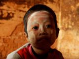 Thanaka painted boy Bagan.jpg