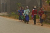 Tribal women on route to work.jpg