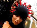 Gothic hat