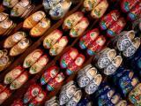 Colorful clogs