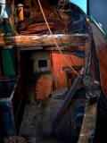 Zuiderzee fishing boat