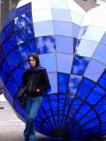 Blue heart of Delft