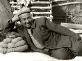 Wool salesman