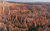 Bryce Canyon, Bryce Amphitheater from Bryce Point