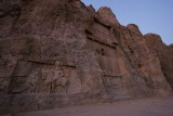 Tombs cut into cliff face at Naqsh-e Rostam