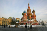 Moscow - the City of Contrasts