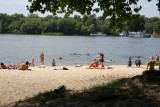 Hidropark - the Park on the Dnipro River