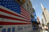god less america in china town