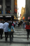 New York in Motion: Crosswalk