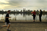 New York in Motion: The Runner