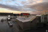 Storm Over BWI