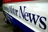 Hemmings Motor News Van