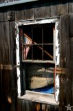 Patriotism: New England Barn