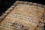 Robert Frost's Grave