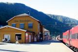 Otta train station