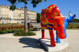Bordeaux and its cows - 2010
