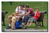 Picnic au parc