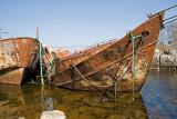 A few shipwrecks