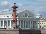 Rostral Column (St. Petersburg, Russia)