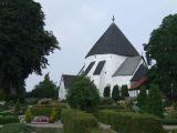12th Century Round Church @ Osterlars (Bornholm, Denmark)