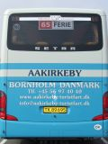 Arrival in Bornholm, Denmark