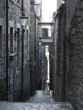 Spooky Alley (Edinburgh, Scotland)