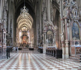 St Stephen's Cathedral - Vienna