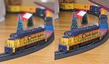 Electric Train (HO) - Helicon Focus trial