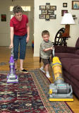 Grandma has a Sweeper Just Like Mine but Smaller