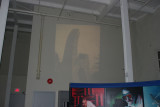 Projector slide show