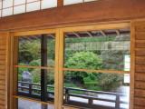 A Japanese Garden Reflection