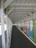 Construction passageway