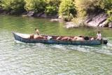 Komani Lake - Transportation
