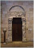 Portal from the Church of San Leonardo al Frigido