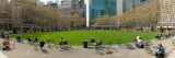Spring At Bryant Park