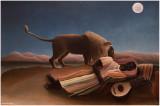 Henri Rousseau - The Sleeping Gypsy