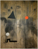 Joan Miro - The Birth of the World