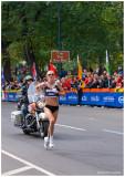 1st Place Winner NYC Marathon Paula Radcliffe a