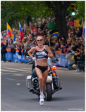 1st Place Winner NYC Marathon Paula Radcliffe c