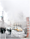 The Steamy Streets of NYC