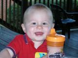 Aidan 1yr Birthday 10-08-08