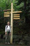 hiking Acadia carriage roads