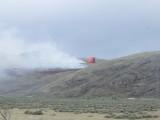 Wildfire in Ashcroft, B.C.