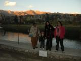 Anna, Rahil, Ravina, and Monisha.