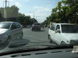 Ahmedabad traffic (2008)