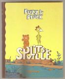 Splitsville (2008) (inscribed with original drawing)