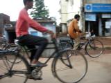Bhopal cyclists
